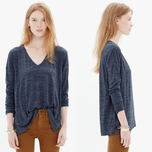 MADEWELL All Around Tee Long sleeve Size Medium